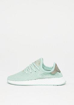 adidas Deerupt ash green/ash green/tech silver metallic