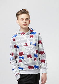 adidas Junior Graphic multicolor/light grey heather/white