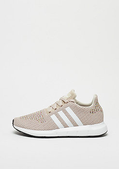 adidas Swift Run clear Brown/ftwr white/core black