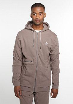 adidas Hooded-Zipper ST Mod trace brown