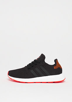 adidas Swift Run J core black/core black/solar red