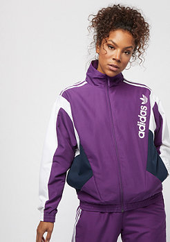 adidas Track Top purple
