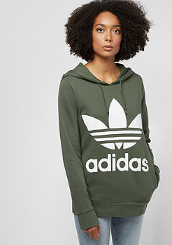 adidas Trefoil base green