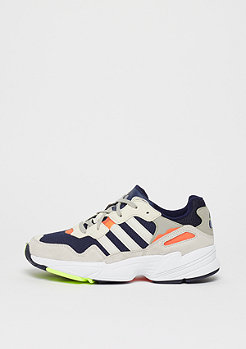 adidas YUNG-96 J collegiate navy/raw white/solar orange