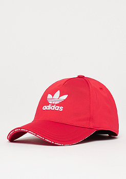 adidas Baseball Cap red/white
