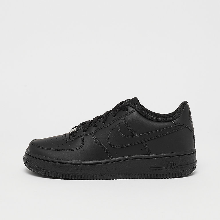 quality design 9d9cd de7c6 NIKE Air Force 1 (GS) black black Casual Sneaker bei SNIPES bestellen