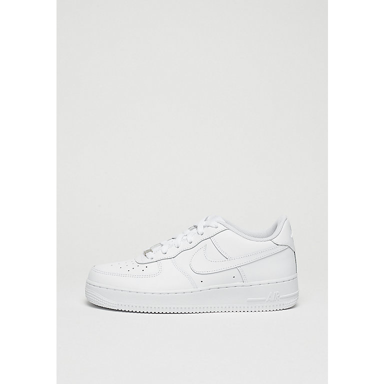 save off bdce6 54123 NIKE Air Force 1 (GS) white white