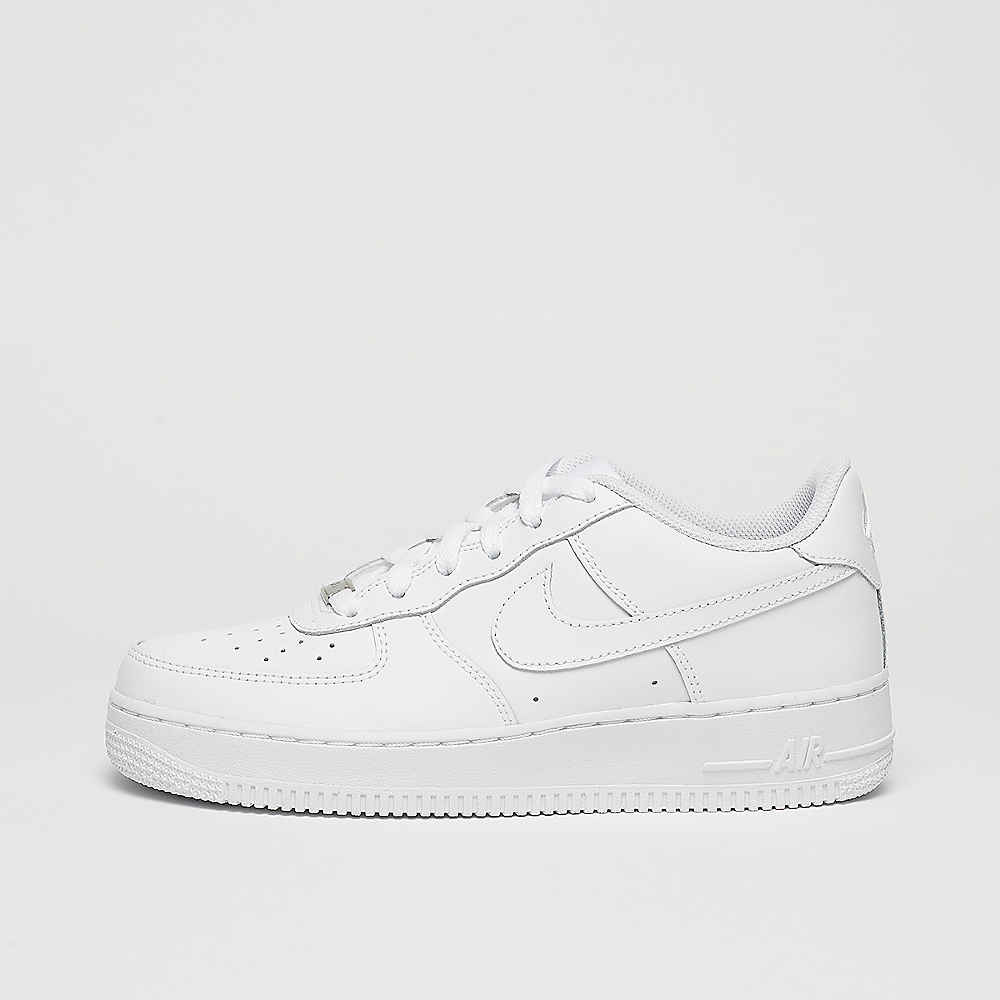 Air Force 1 (GS) white/white