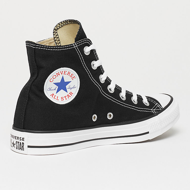 df42841f33b Converse Chuck Taylor All Star HI black bei SNIPES bestellen