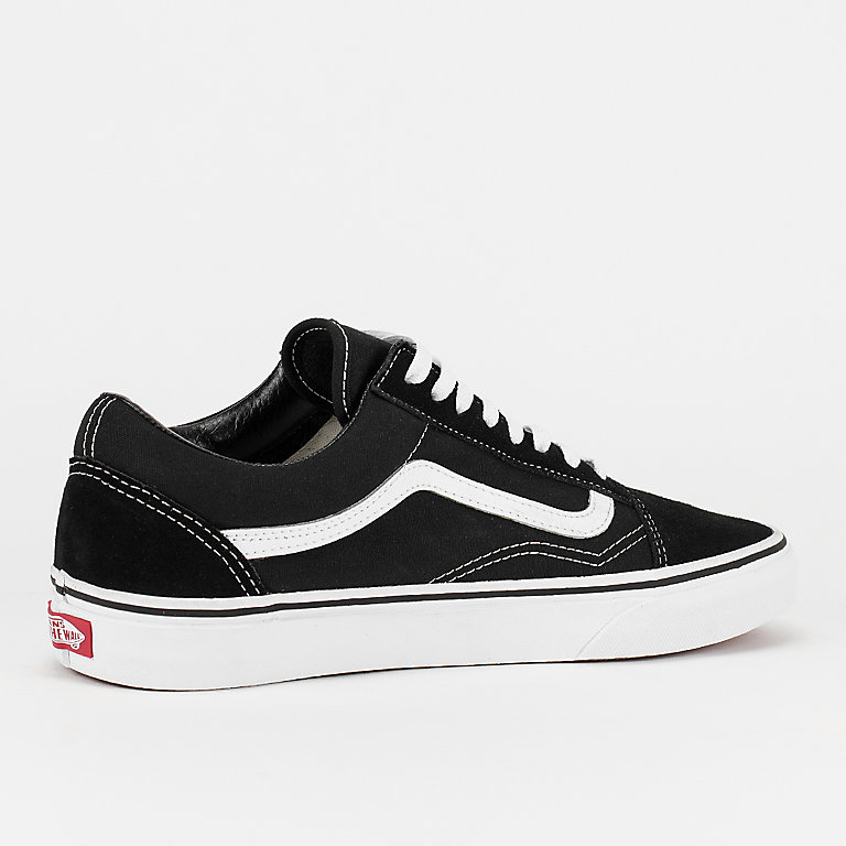 vans old skool black damen wildleder