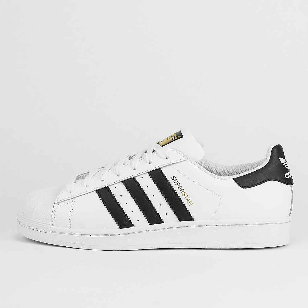 the latest b3942 5439c Schuh Superstar II white/black