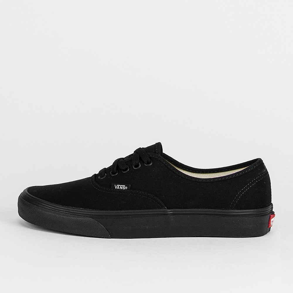 ca88fec2d Compra VANS Authentic black black Casual en SNIPES