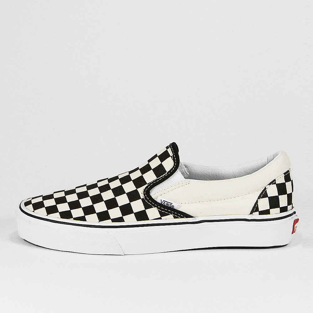 Classic Slip On (Checkerboard) blk/wht checker