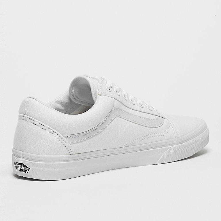 Skool twhite SNIPES Sneaker bei VANS Schuh Casual Old nm8Nw0