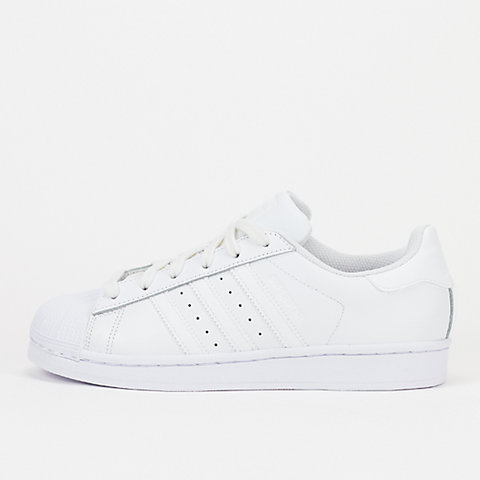 b53f067107395 adidas Schuh Superstar Foundation white/white