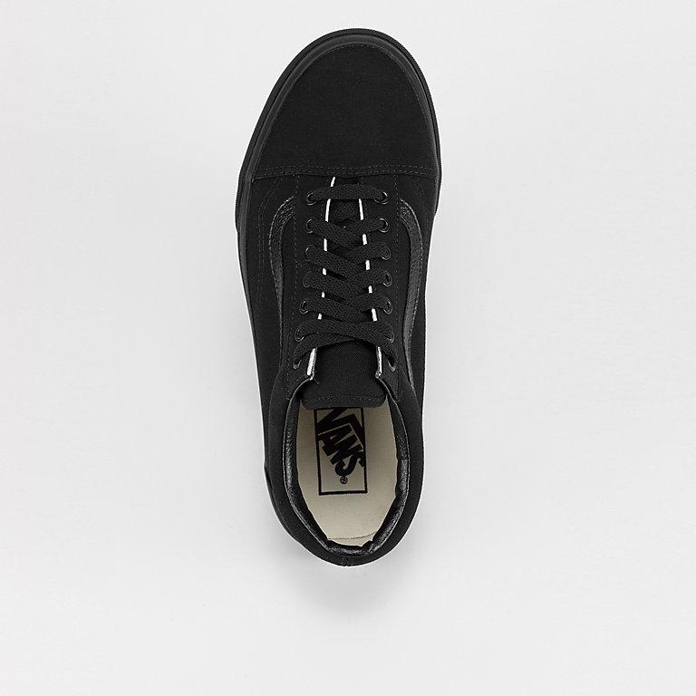 db1b697d17 VANS Old Skool black black canvas Sneakers bij SNIPES bestellen
