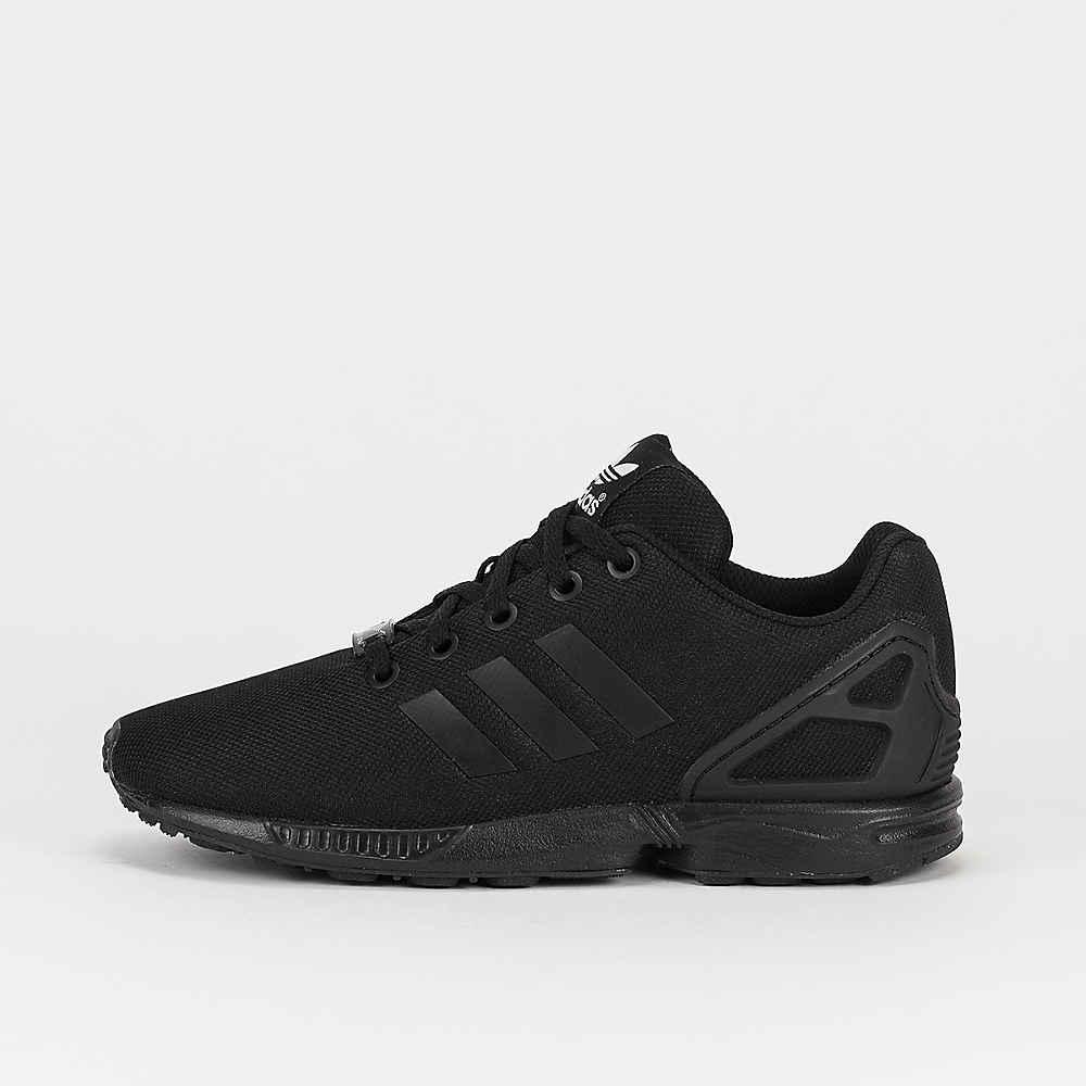 pas mal ebb48 54a23 Chaussure de running ZX Flux core black