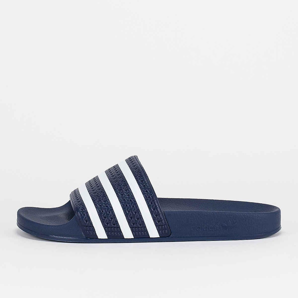 Adidas Adilette kindersneaker blauw