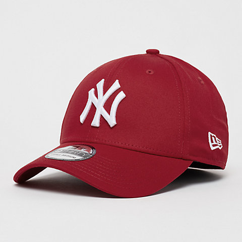 e94558ceda1dd New Era. 39Thirty MLB New York Yankees scarlet
