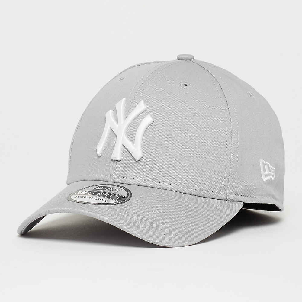 Compra New Era 39Thirty MLB New York Yankees grey white Gorras de Baseball  en SNIPES 5261619fa15
