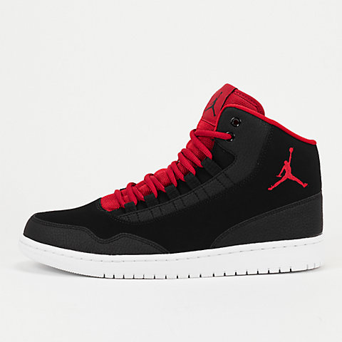 188fd144131f JORDAN Basketbalschoen Executive black/gym red/gym red