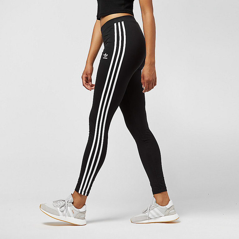 adidas 3 Stripe Dust Pink Leggings