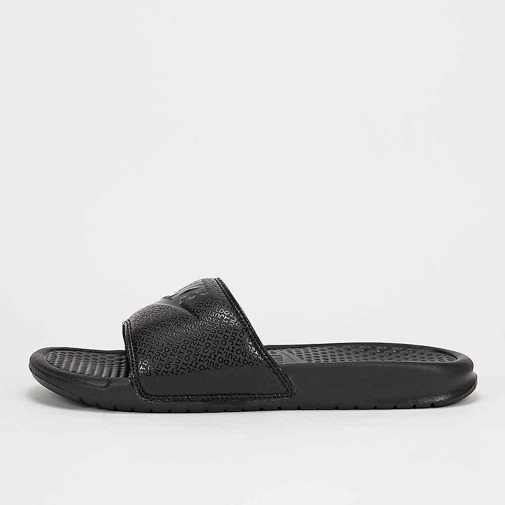 76ed85043c2e4f NIKE Benassi JDI black black black Sandalen bei SNIPES bestellen