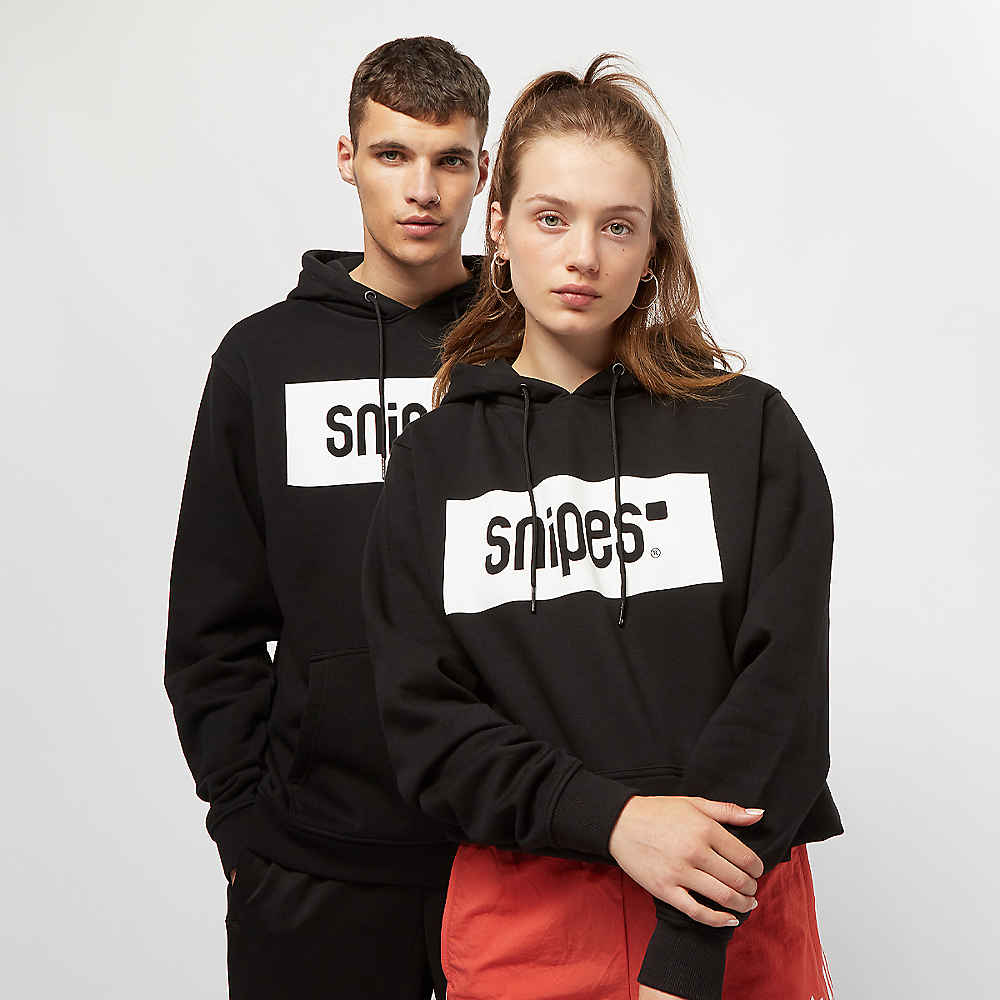 Heiß-Verkauf am neuesten gut aussehend ankommen Hooded-Sweatshirt Box Logo black