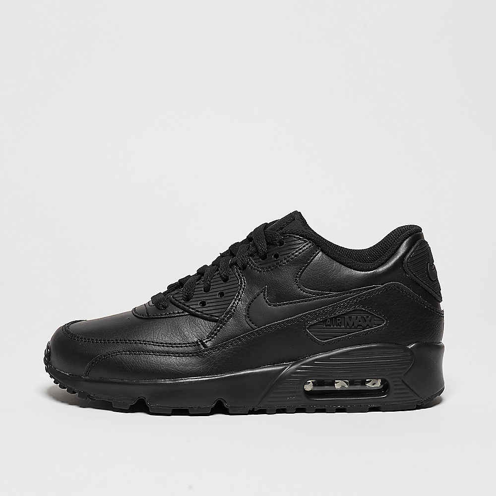 low priced a1d23 98402 Compra NIKE Air Max 90 Leather black/black Running en SNIPES