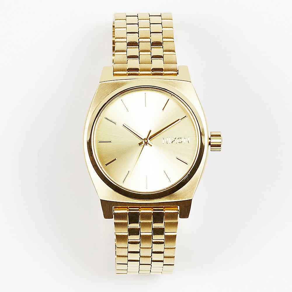 Reloj Medium Time Teller color oro de Nixon en la tienda digital de SNIPES add013a47e71