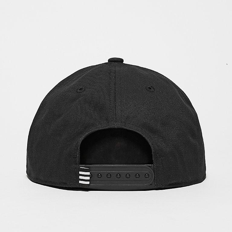 La gorra Trefoil Flat color negro de adidas en la tienda digital de SNIPES 3f66c59731d