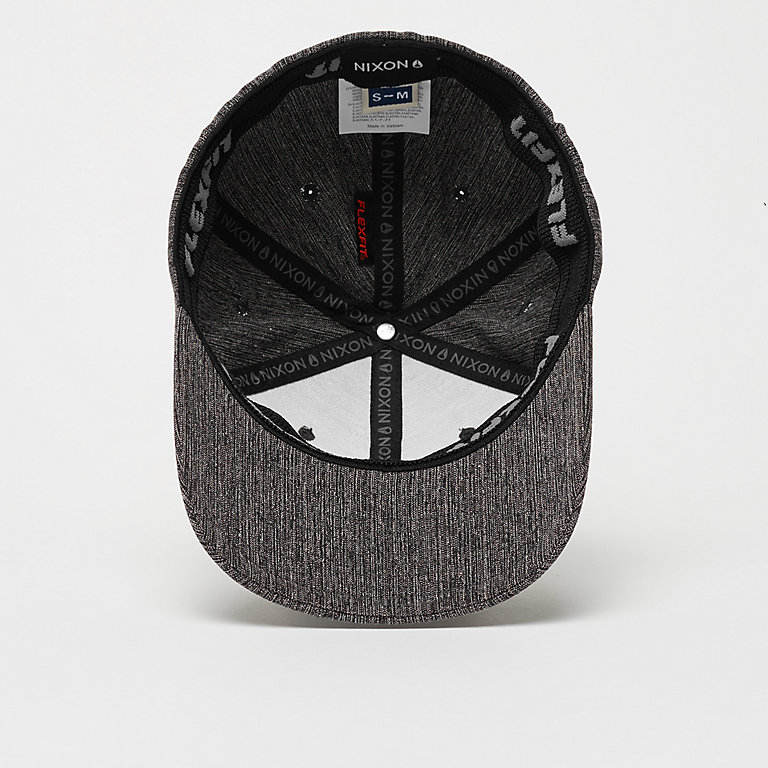 892730814 Compra Nixon Deep Down Athletic Textured black woven Gorras de Baseball en  SNIPES