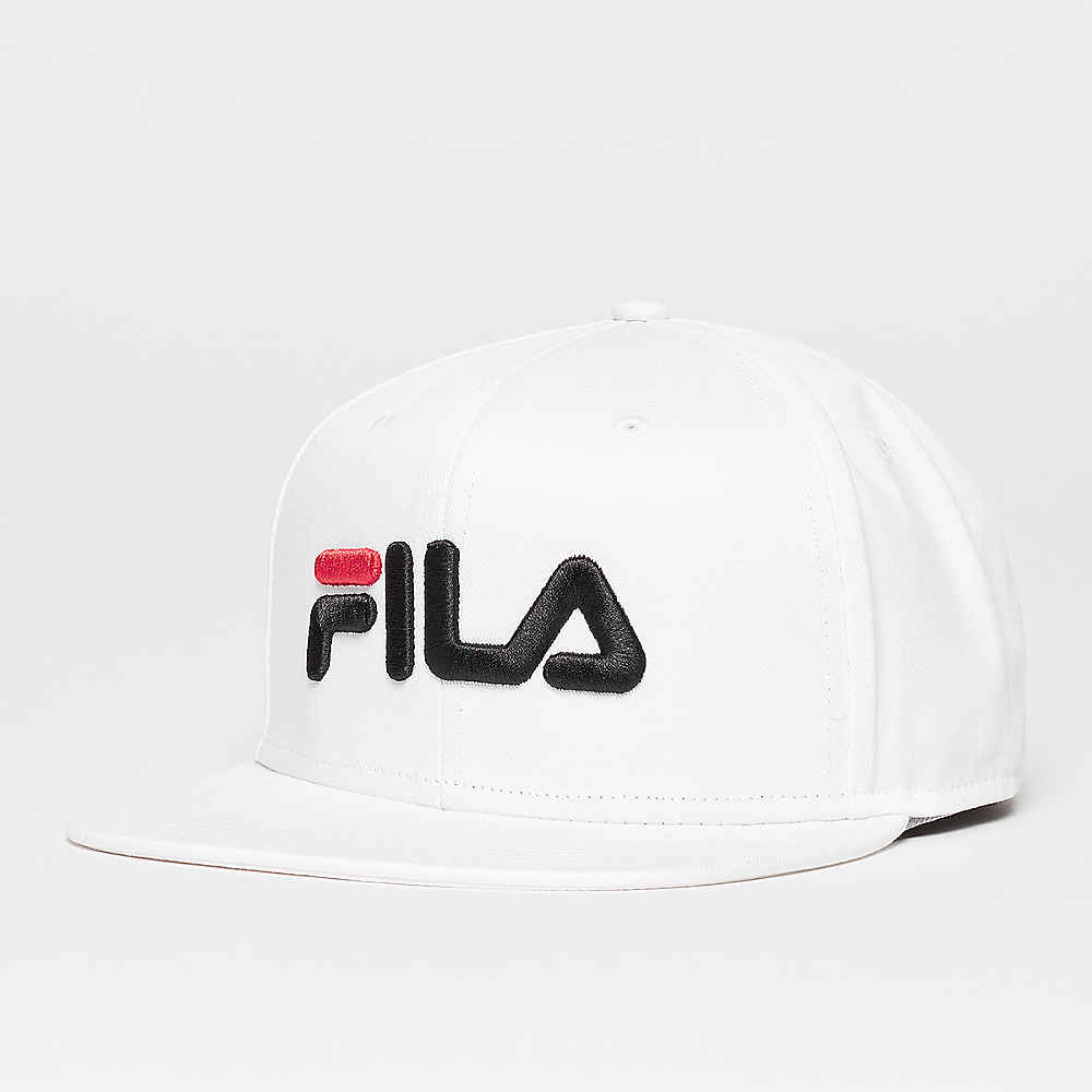Compra Fila FILA Urban Line Basic 6 Panel Classic Cap white Gorras Snapback  en SNIPES 1294f774ffe