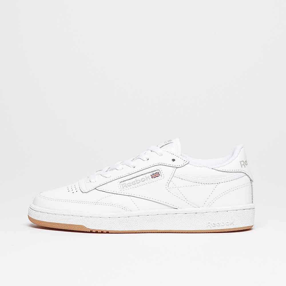 e0e21a1e226 Reebok Club C 85 white Sneakers bij SNIPES bestellen