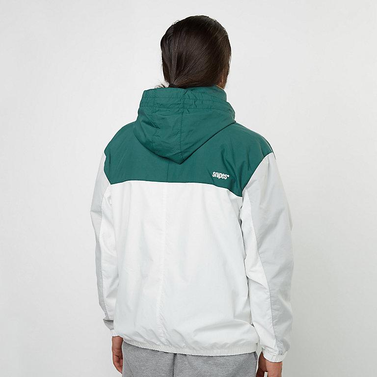 0b6c2af0dc Giacca di mezza stagione SNIPES in jasper/white sul negozio online di SNIPES