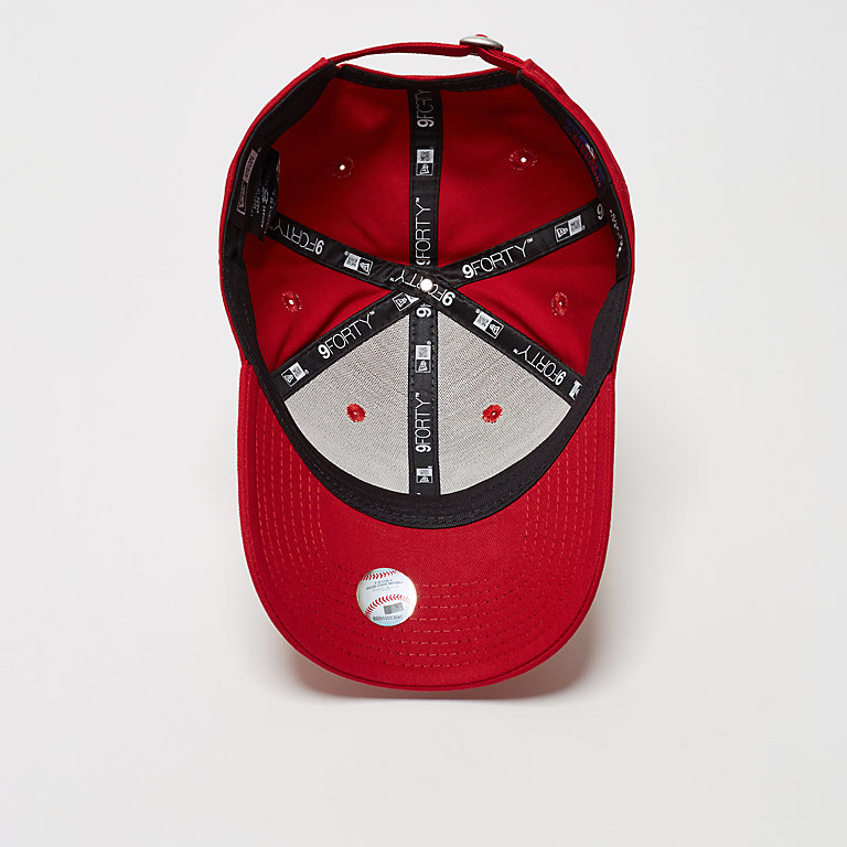 Compra New Era 9Forty League Basic MLB New York Yankees scarlet white Gorras  de Baseball en SNIPES 4477d638516