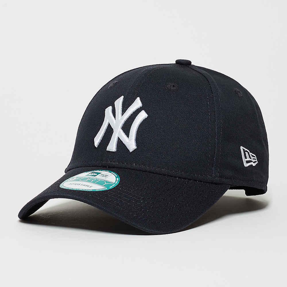 Compra New Era 9Forty League Basic MLB New York Yankees navy white Gorras  de Baseball en SNIPES 0ac8b4619a8