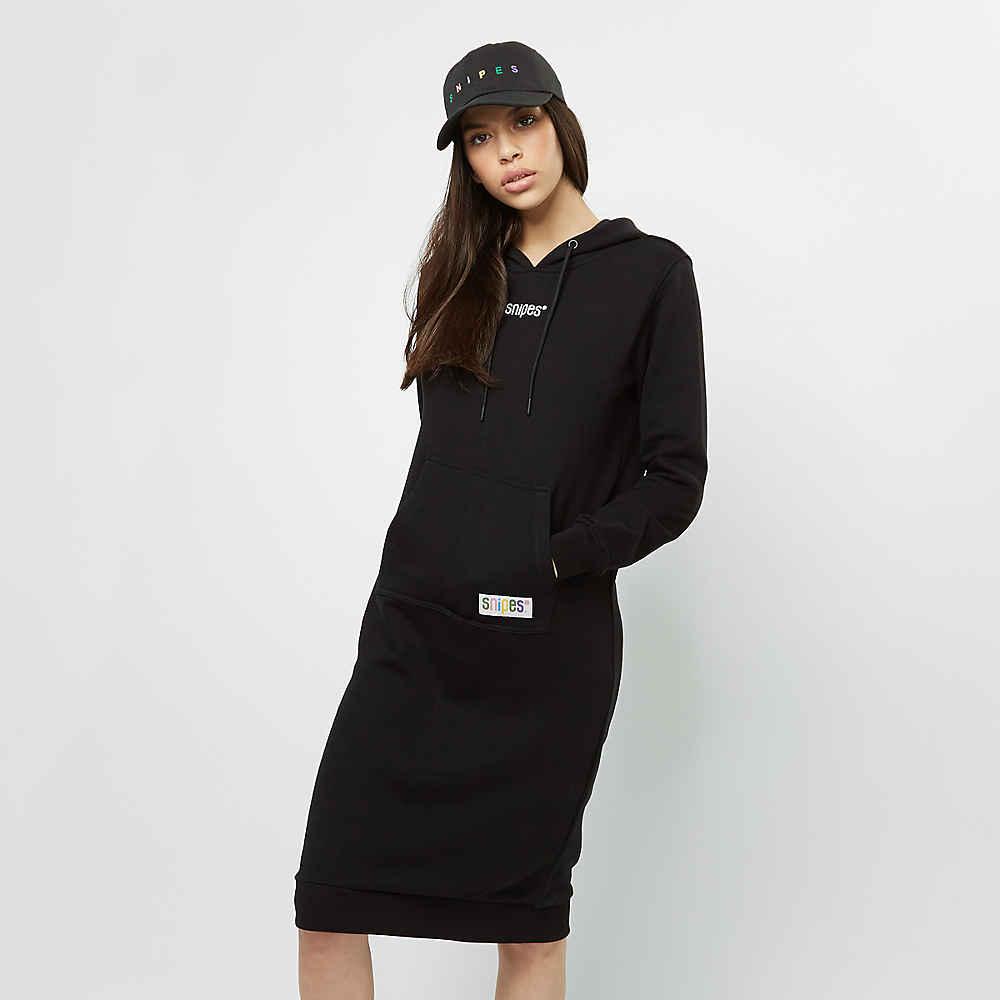 Hoody Bei Snipes Maxi Black Kleid Bestellen KlT1JcF