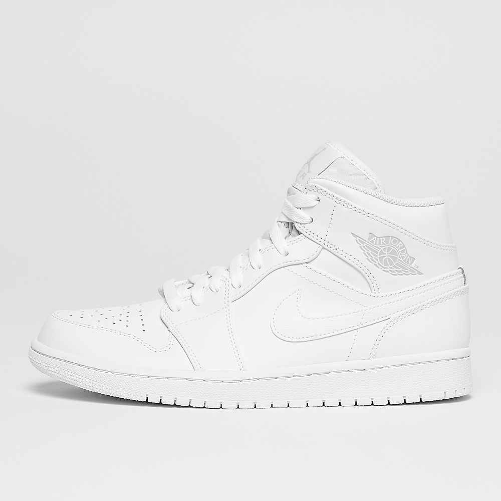 reputable site 720f4 2dd24 Air Jordan 1 Mid white/pure platinum/white