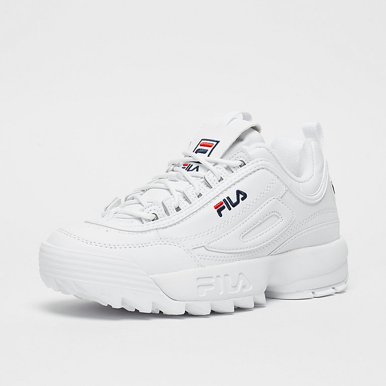 Fila Heritage Disruptor Low WMN white Fashion Sneaker bei SNIPES ...