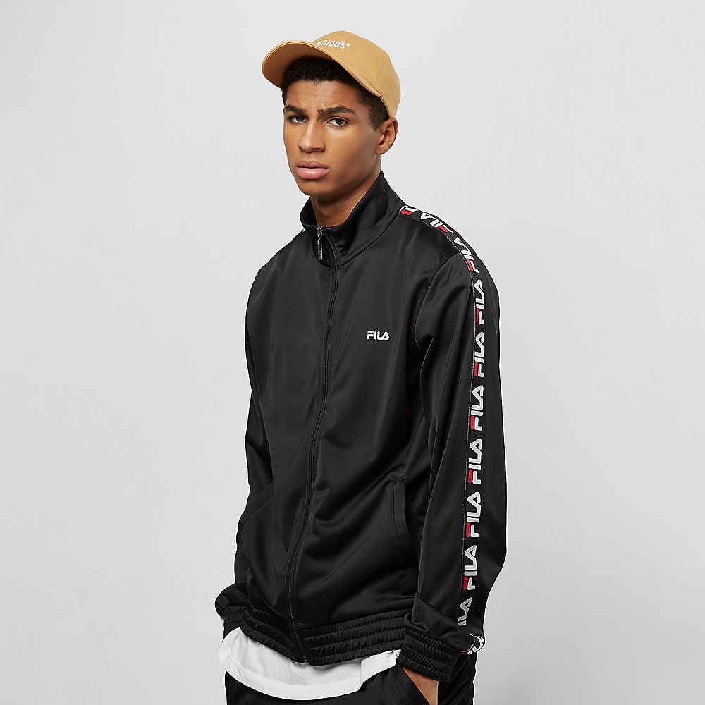 Urban Line Jacke Tape Track black