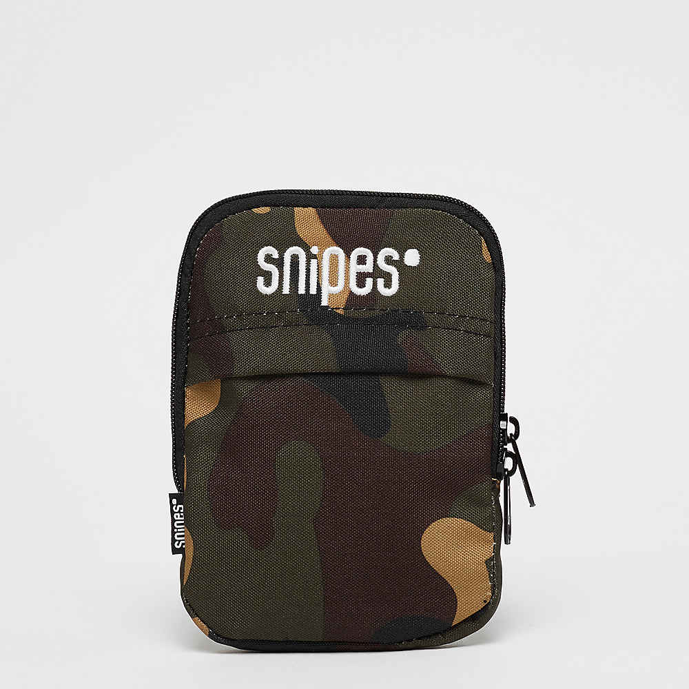 35edd2de5 Compra SNIPES Pusher Bag camo Riñoneras en SNIPES