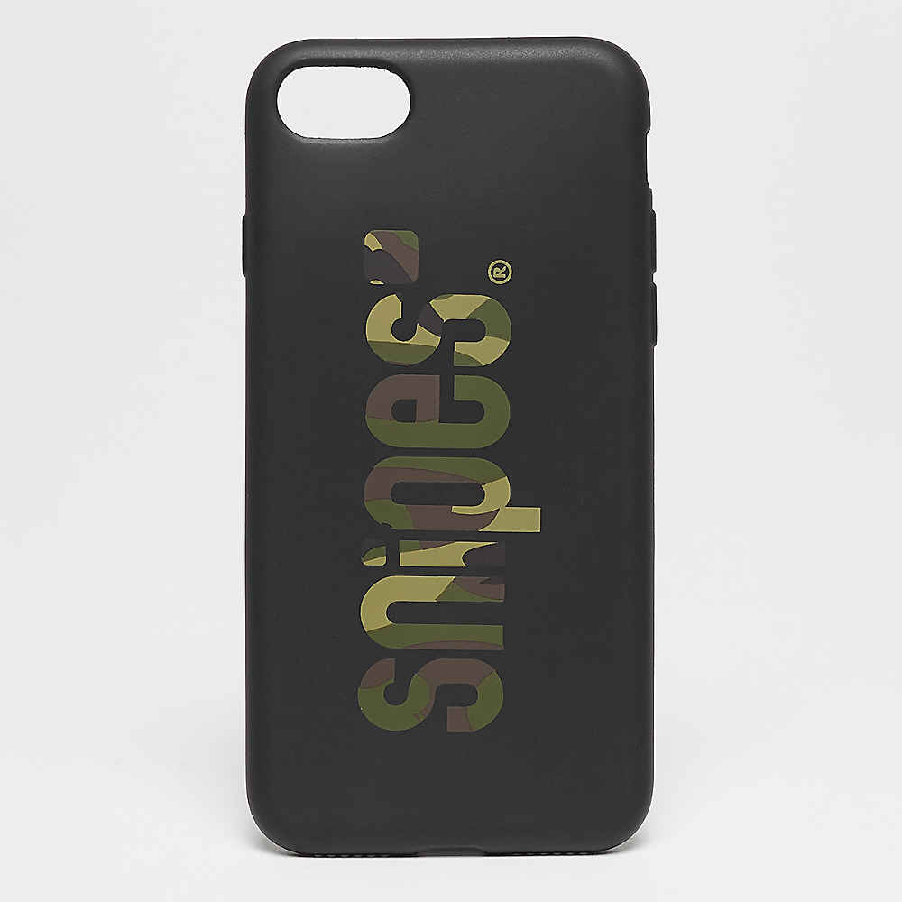 Compra SNIPES Basic Case iPhone 7 black camo Mochilas en SNIPES 2a917773b063d