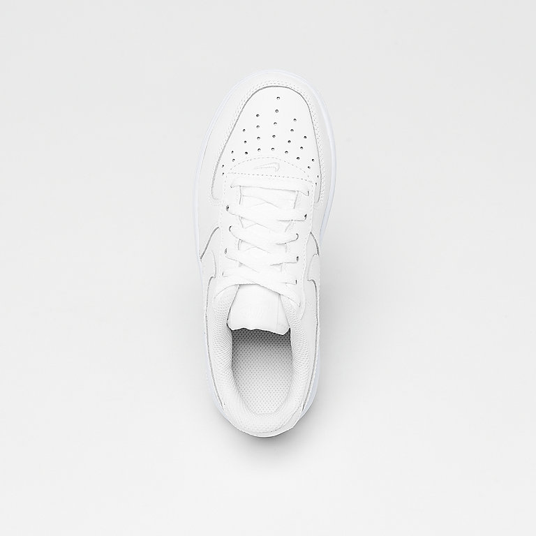 NIKE Air Force 1 (PS) whitewhite white Sneakers bij SNIPES