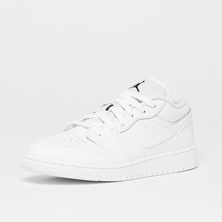 726fe2a3d65cc1 JORDAN Air Jordan 1 Low (BG) white black-white Basketball bei SNIPES  bestellen