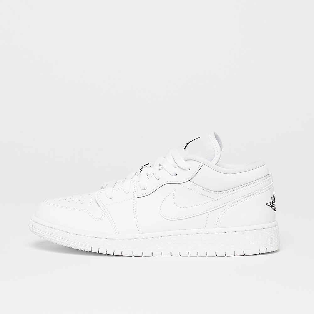 fd1f5a55ac0 JORDAN Air Jordan 1 Low (BG) white/black-white Sneakers bij SNIPES bestellen