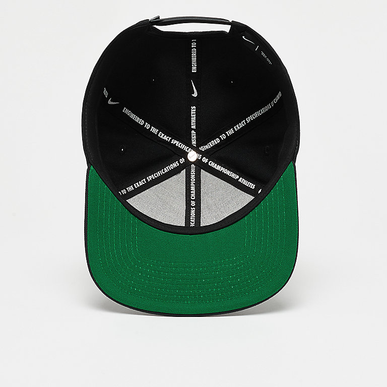 b4b3a9cc9 NIKE Sportswear NSW Futura Pro black/pine green/black/white Snapback ...