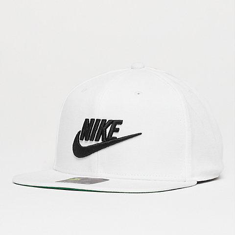 7af33bfa158350 NIKE Sportswear NSW Futura Pro white/pine green/black/black
