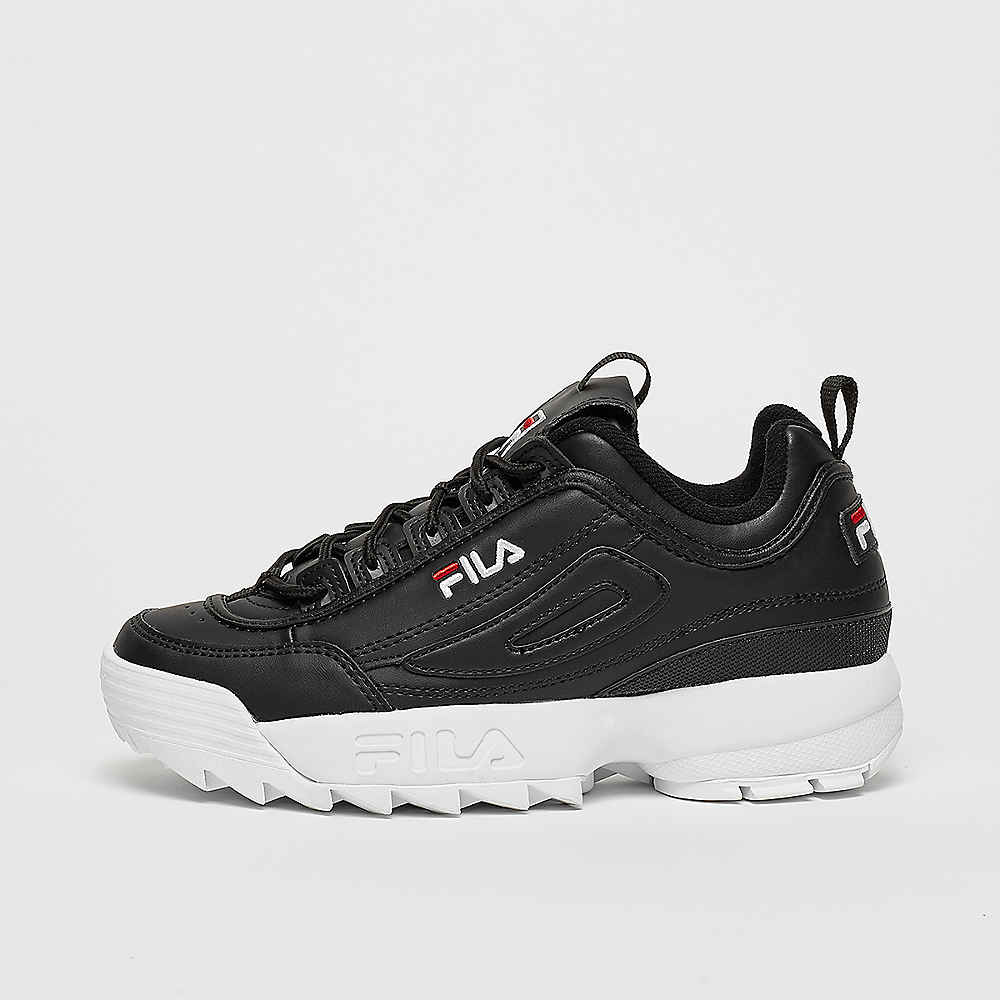 Heritage Disruptor Low WMN black