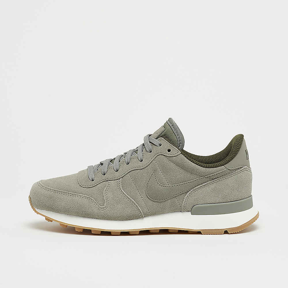 NIKE Wmns Internationalist dark stucco/dark stucco-cargo khaki-sail ...